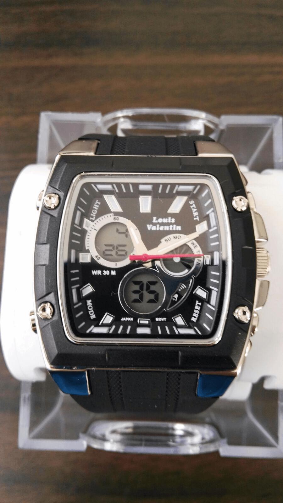 15a1533710e7 reloj cuadrado analogico y digital - RELOJILANDIA